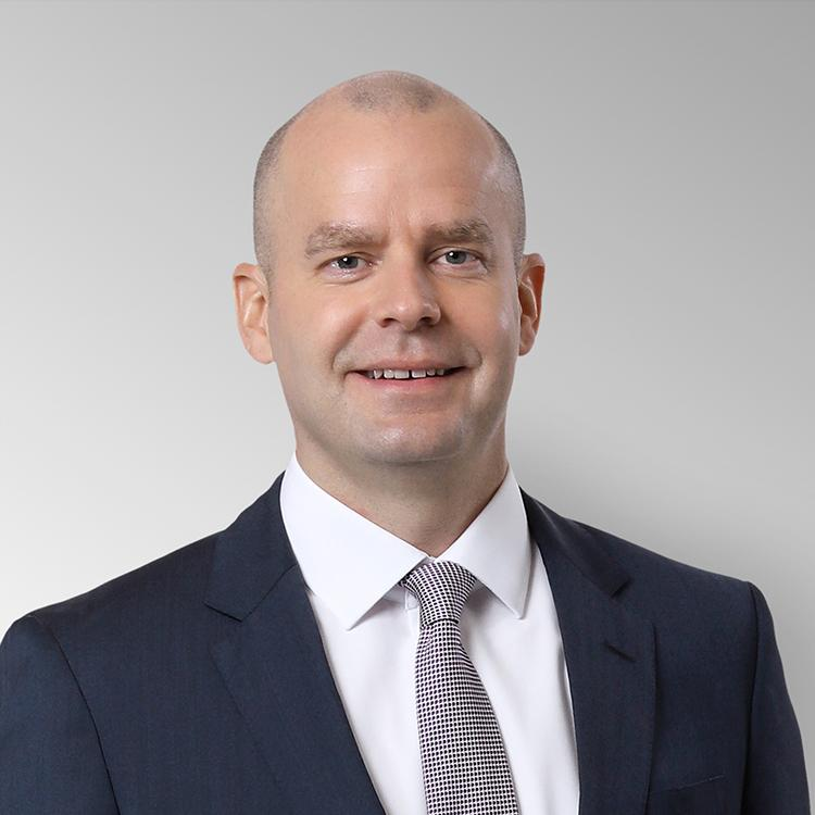 Tobias Wehrli, Head of Intermediaries